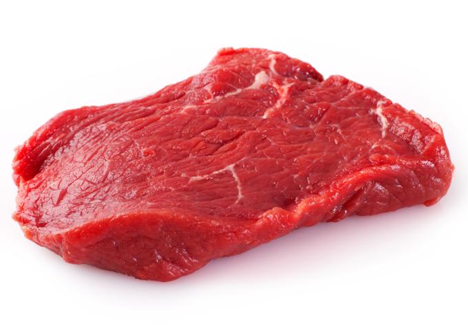 sobre carne magra