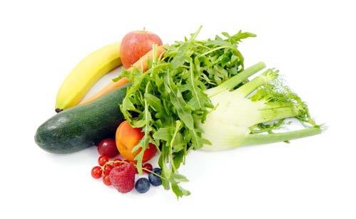 BARF furta y verdura